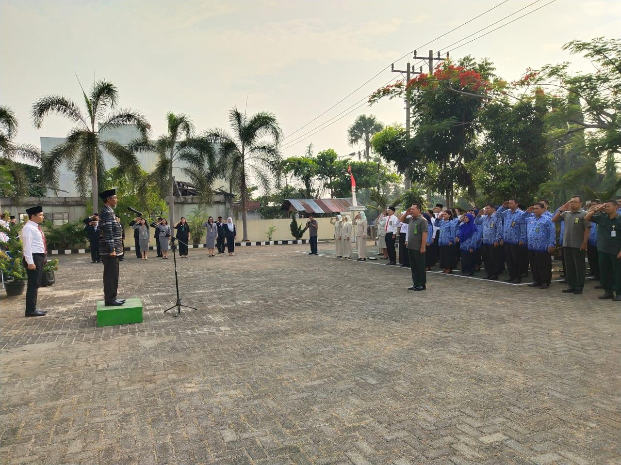 Perayaan HUT ke 74 Mahkamah Agung RI, PN Tebing Tinggi selenggarakan serangkaian acara